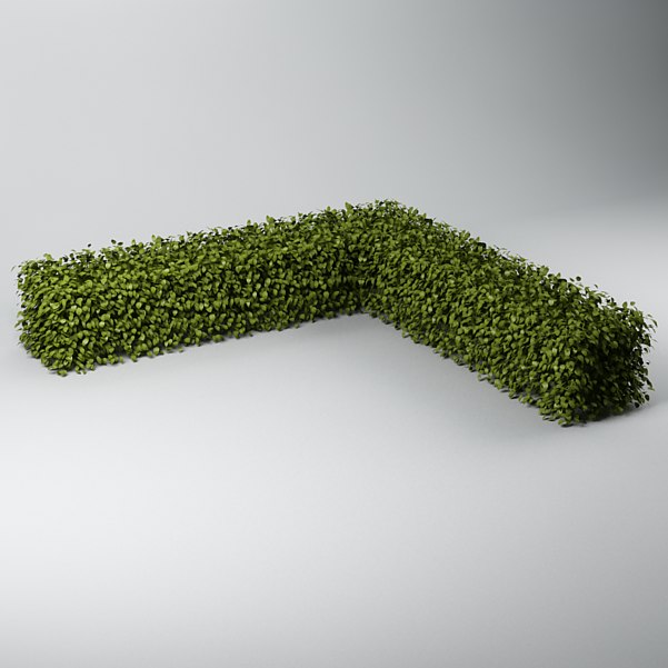 3d bush l
