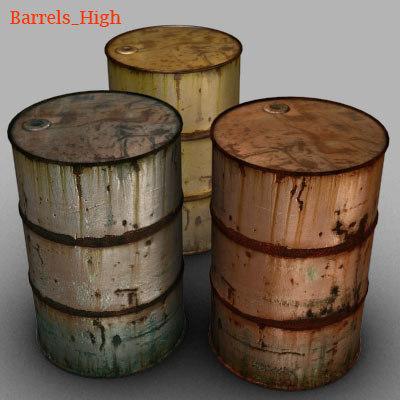 maya barrels