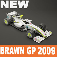 brawn gp 3d 3ds