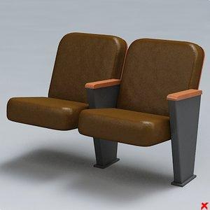 3dsmax chair armchair seating