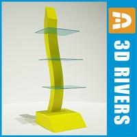 Display shelf 01 by 3DRivers