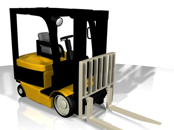 3ds yale forklift