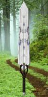 mythril sword 3d x