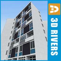 3dsmax building open