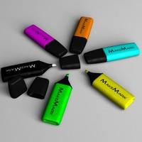 lightwave marker