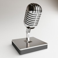 3D Microphone_01.zip