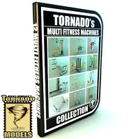 Multi Fitness Machines Collection