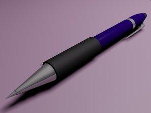 3dsmax pencil