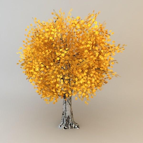 3ds max tree 02