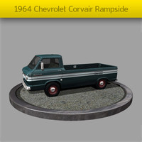 1964 Chevrolet Corvair Rampside