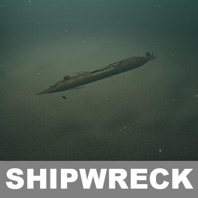 max deep shipwrecks