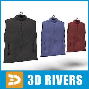3d waistcoat set 02