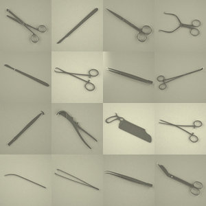 3ds max medical tools