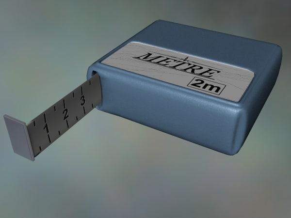 free lwo model measuring tape