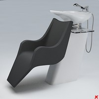 Chair barber006.ZIP