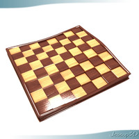 Offset Chess Board