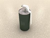 Frag Grenade