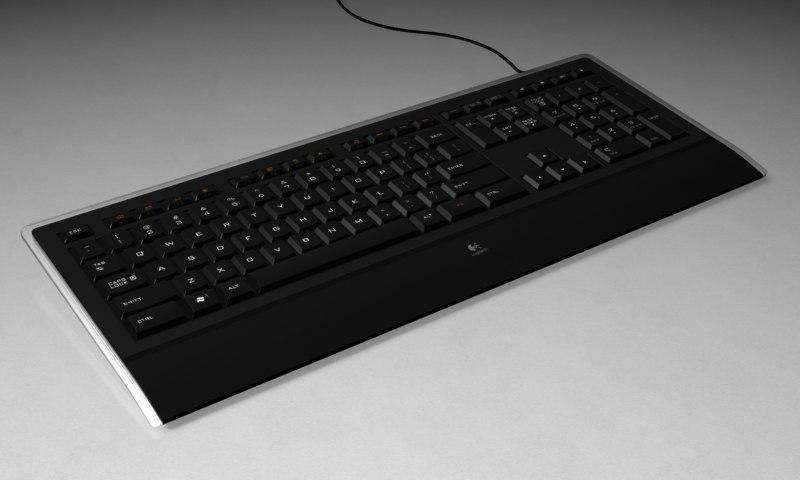 lw logitech illuminated keyboard