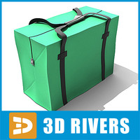 3ds max trunk bags