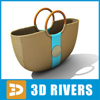 Beach bag 02 by 3DRivers