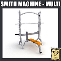 Smith Machinte - Multi