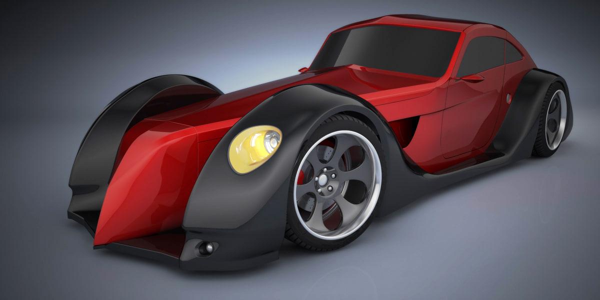 max 2 concept car b3ast