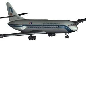3d model sud caravelle