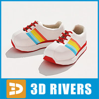 Kids shoes 02 by 3Drivers