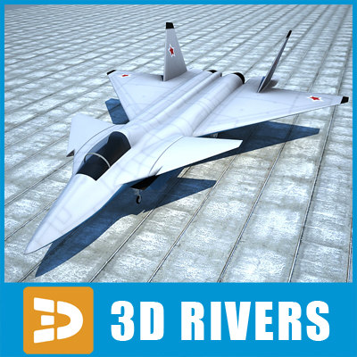 mig mfi plane jet aircraft 3d max
