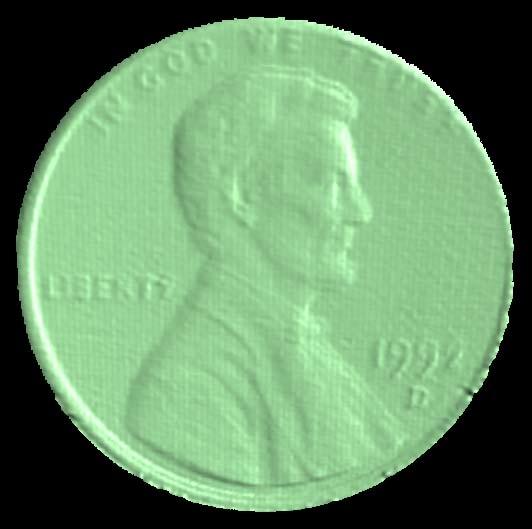 free heads penny 3d model