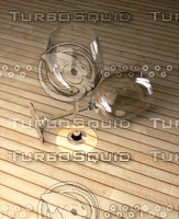 red wine glass 400 3d model