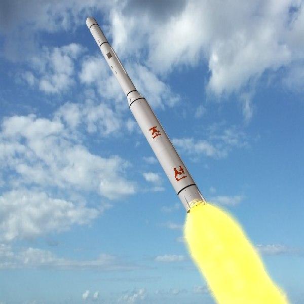 north rocket 3d 3ds