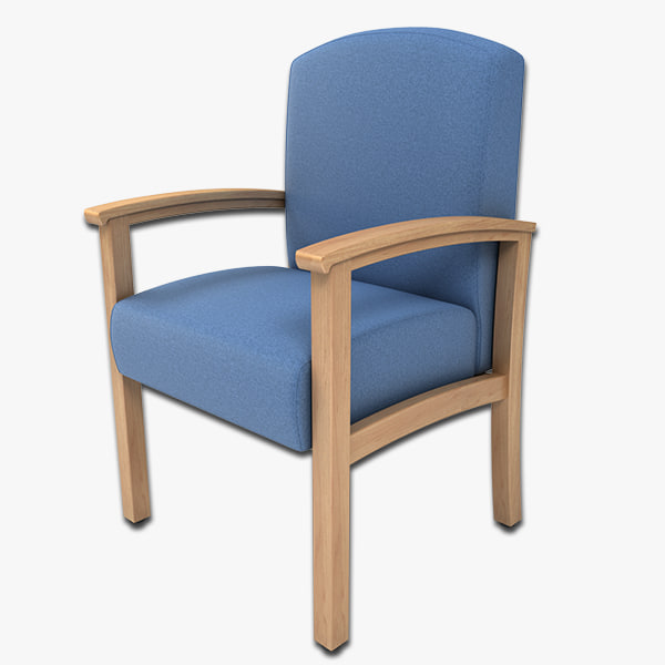 visitors chair 3ds