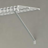 wire shelving 3d model