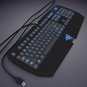 keyboard razer keys max