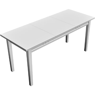 dining table obj