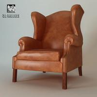 max molon armchair p362