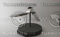 free spaceship rmith 3d model