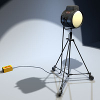 Studio Lamp 01