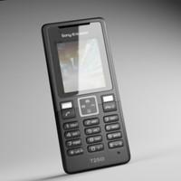 3d sony ericsson t250