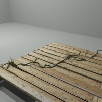 3ds max tree roots