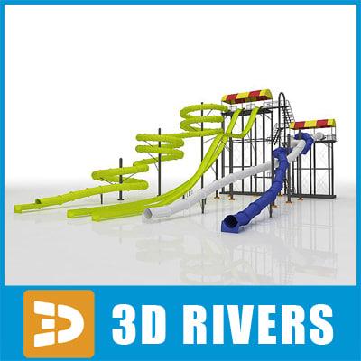 max water slides