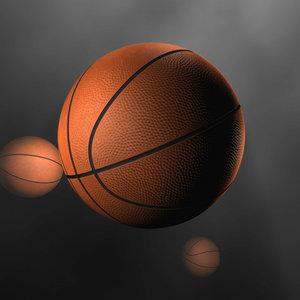 basketball ball 3d 3ds