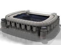 Santiago Bernabeu Stadium.zip