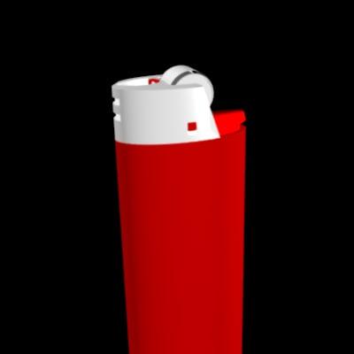 lightwave bic lighter