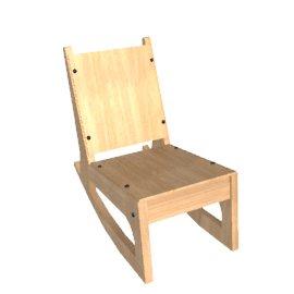 3d furniture model