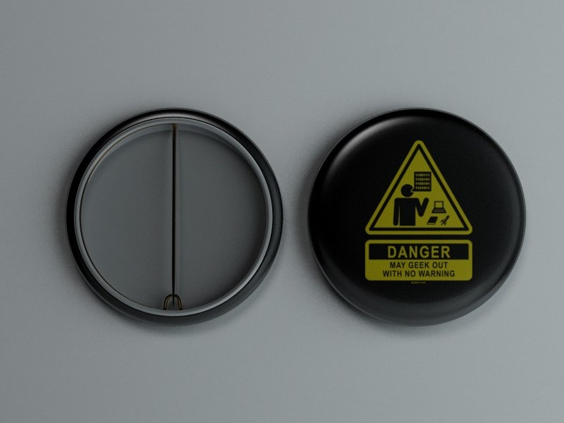 pin button c4d