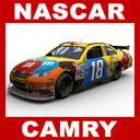 Nascar COT Stock Car - Kyle Busch Camry