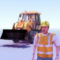 DiggerA_&_Driver_Rigged_Max