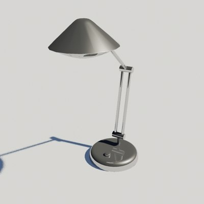 lamp office 3d model